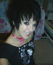 Private pictures featuring all sorts of hot and horny emo girlfriends
