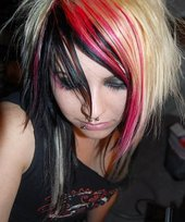 The greatest selection of high-quality pictures with teen emo chicks