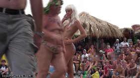A great spy cam video detailing this weird ritualistic celebration